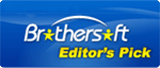 Brothersoft: Editor's Pick